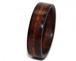 wooden ring custom rosewood coco 3