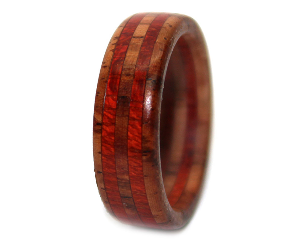 Wooden Ring of Bloodwood