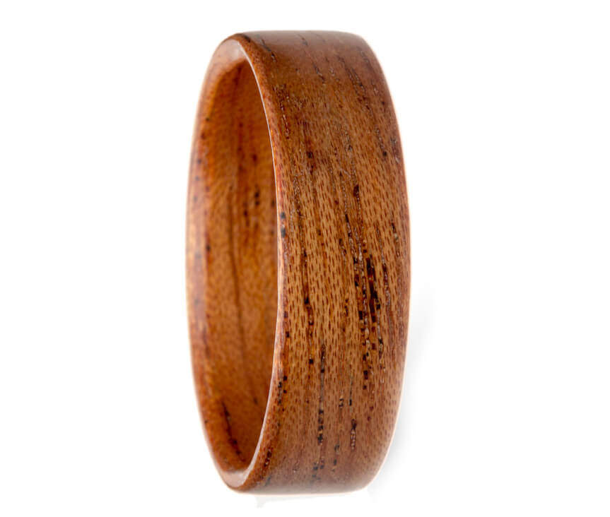 Mahogany bentwood wooden rings for How to make a wooden ring