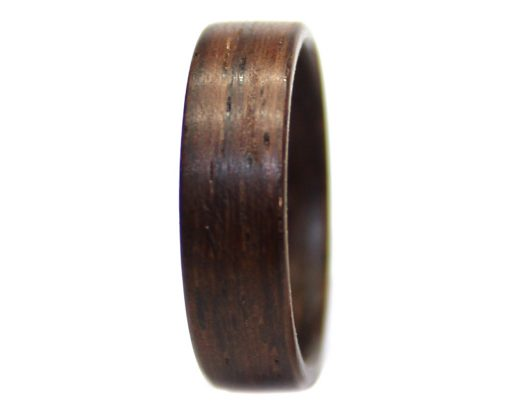 Bolivian Rosewood wooden ring bentwood