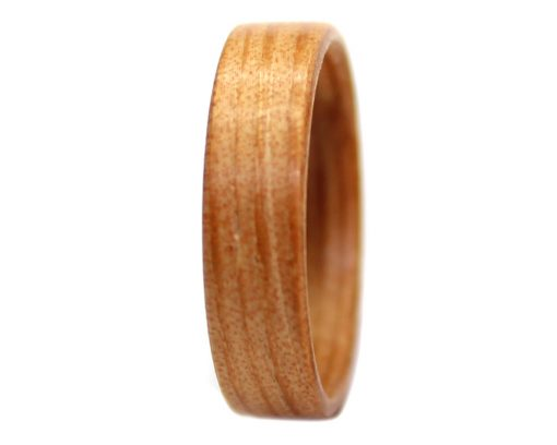 Heart Pine wooden ring bentwood