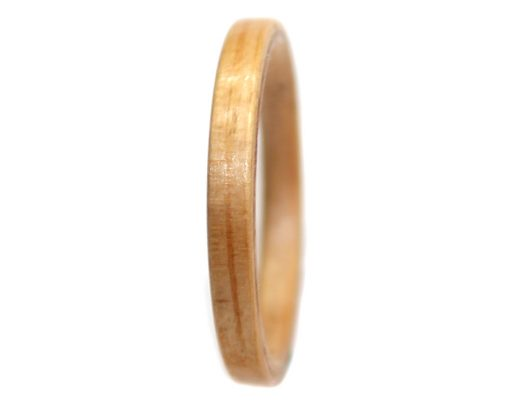 Pine wood ring thin bentwood