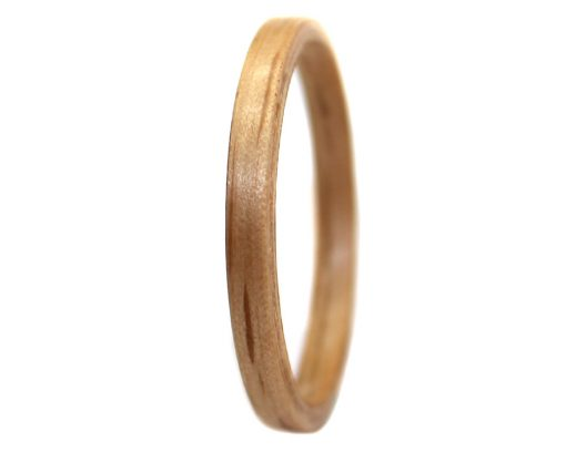 Red Oak wood ring thin bentwood