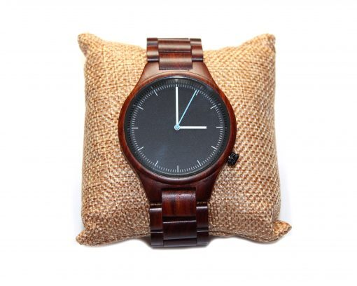 red sandalwood wooden watches wood watch face