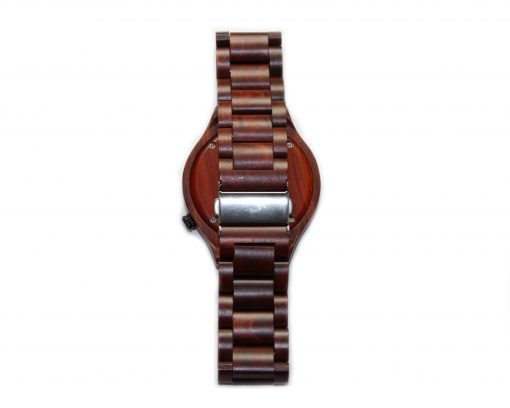 red sandalwood wooden watches wood watch band